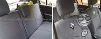 Чехлы на сиденья для Renault Kangoo (1+1) с 2008 г