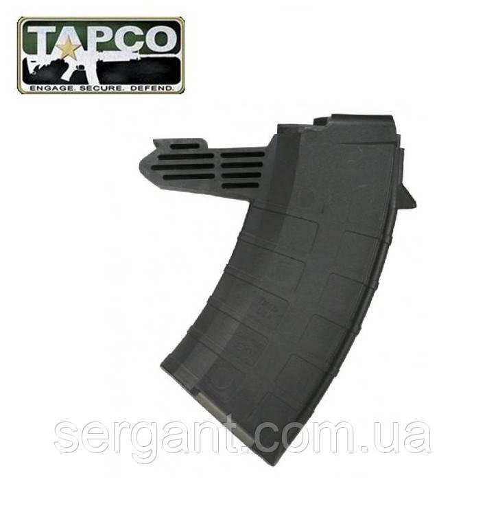 Магазин съёмный рожковый полимерный Tapco (США) на 20 патронов для СКС