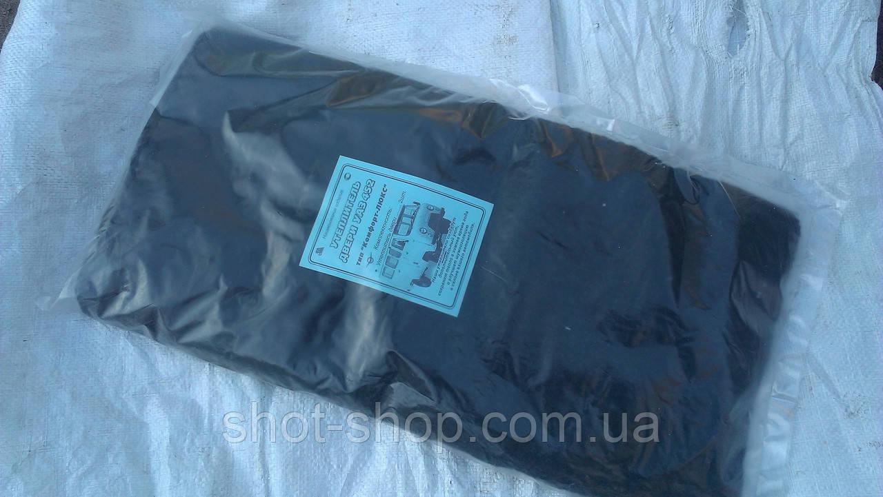 Обшивка дверей ковролін УАЗ 452.3303.3741