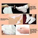 Увлажняющая смягчающаямаска-носки для ногBioAqua Foot Mask, фото 5