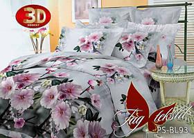 Комплект постельного белья 3D PS-BL93