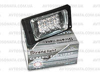 Фары дневного света 12839 LED LADA 2113-15/ВАЗ-2110, NIVA (white) 12LED