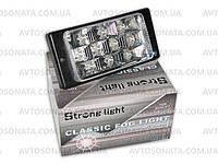 Фары дневного света 174-1 LED ВАЗ-2110 (clear) 10LED