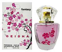Туалетная вода с феромонами Geisha Fantasy (Гейша Фэнтези) - реплика Calvin Klein Obsession Night Woman, 50 ml для женщин