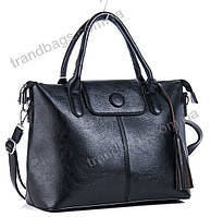 3d2e7efb72f7 Женская сумка Kiss Me S58507 blackженские сумки продажа недорого со склада  в Одессе 7 км