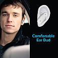 Bluetooth гарнитура Promate Aria 2 White, фото 6