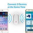 Bluetooth гарнитура Promate Aria 2 White, фото 9