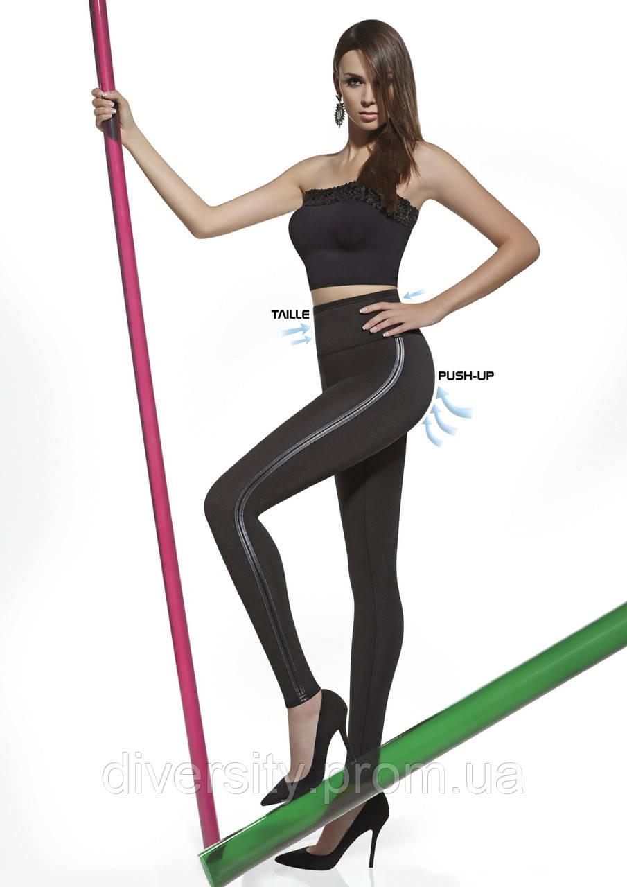 Корректирующие леггинсы Angelica BB push-up&taile 4-L, черный