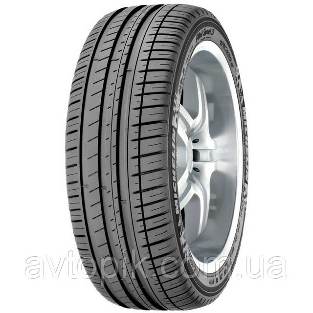 Летние шины Michelin Pilot Sport 3 245/40 ZR17 91Y