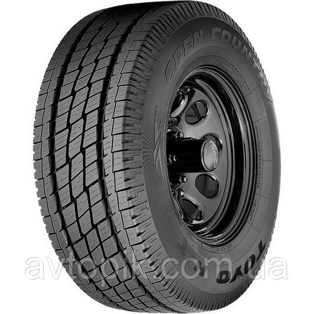 Всесезонные шины Toyo Open Country H/T 245/70 R16 107H