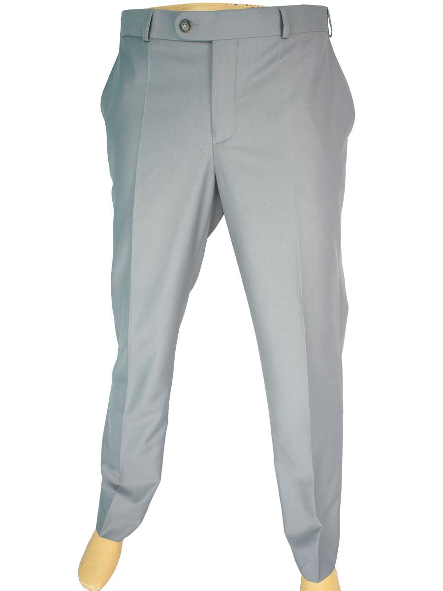 Класичні чоловічі брюки Giordano Conti B 291 №16 Leon U в сірому кольорі