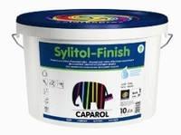 Фасадная краска — Фасадная силикатная краска Caparol Sylitol-Finish — краска силитол финиш