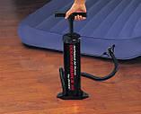 Насос ручной высокоскоростной Intex 68615 Hi-Output Hand Pump, фото 3