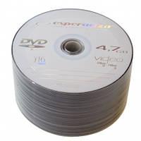 Диск DVD-R 50 Esperanza, 4.7Gb, 16x, Bulk Box
