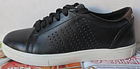 """Кожаные мужские подростковые кроссовки в стиле Adidas """"Stan Smith"""". Кеды Aдидас Стен Смит"""