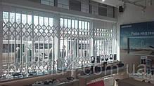 Раздвижные решетки с декоративной верхней решеткой, фото 2