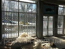 Раздвижные решетки с декоративной верхней решеткой, фото 3