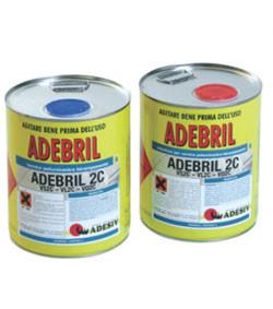 ADEBRIL-надміцний двокомпонентний поліуретановий лак ADESIV ( 10 л. )