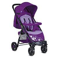 Прогулочная коляска Bambi M 3409-9 фиолетовая