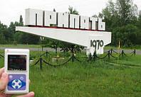 Дозиметр Радіаскан 701 (RadiaScan-701). Вимірювання радіаційної обстановки в місті Чорнобиль, ЧАЕС і Рудому лісі. Враження про роботу приладу.