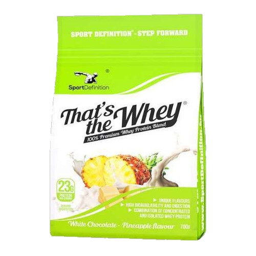 SPORTDEFINITION That's The Whey 2 kg