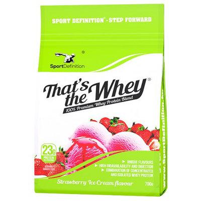 SPORTDEFINITION That's The Whey 700 g