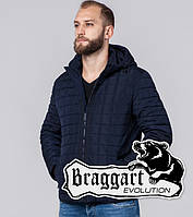 Braggart 2475 | Мужская куртка темно-синяя