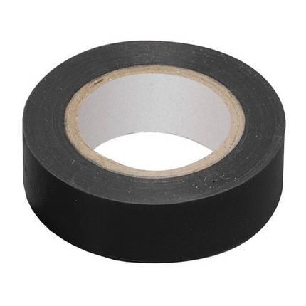 Изоляционная лента ПВХ RIGHT HAUSEN HN 05.1.01.2 черная (9м) Код.58679, фото 2