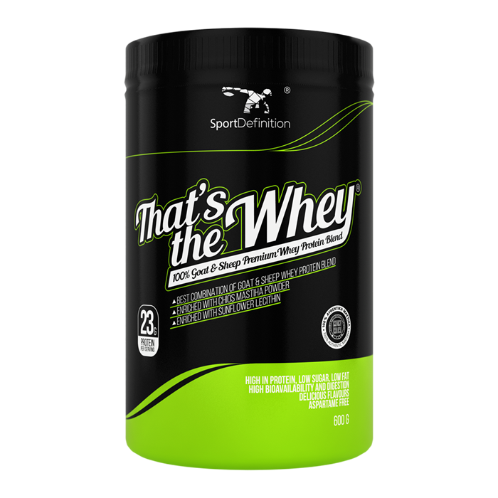 SPORTDEFINITION That's The Whey GOAT & SHEEP 600g