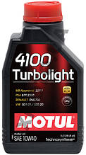 Motul 4100 TURBOLIGHT 10W-40 (1L)