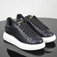 Женские кроссовки Alexander McQueen black