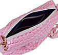 Сумка-клатч из эко кожи ETERNO ETZG08-17-13, женская, розовый, фото 6