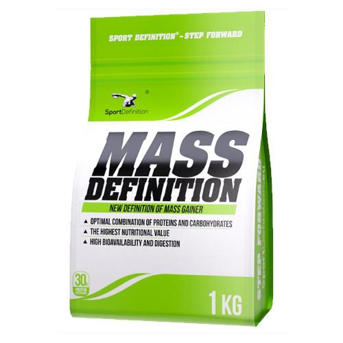 SPORTDEFINITION Mass Definition 1 kg