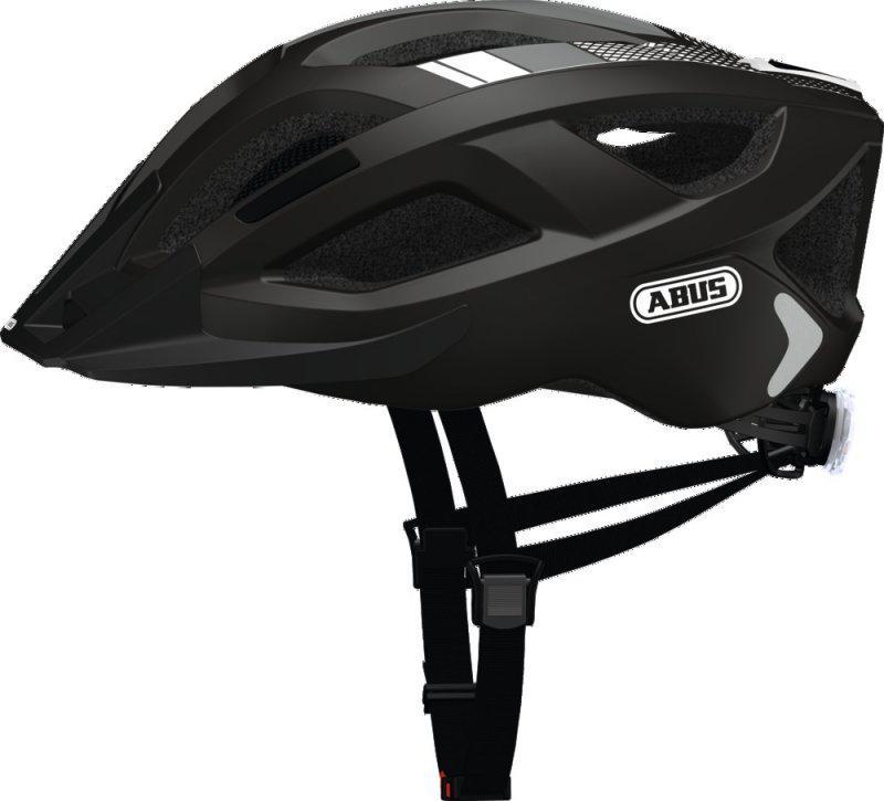 Велошолом ABUS ADURO 2.0 Race Black (L)