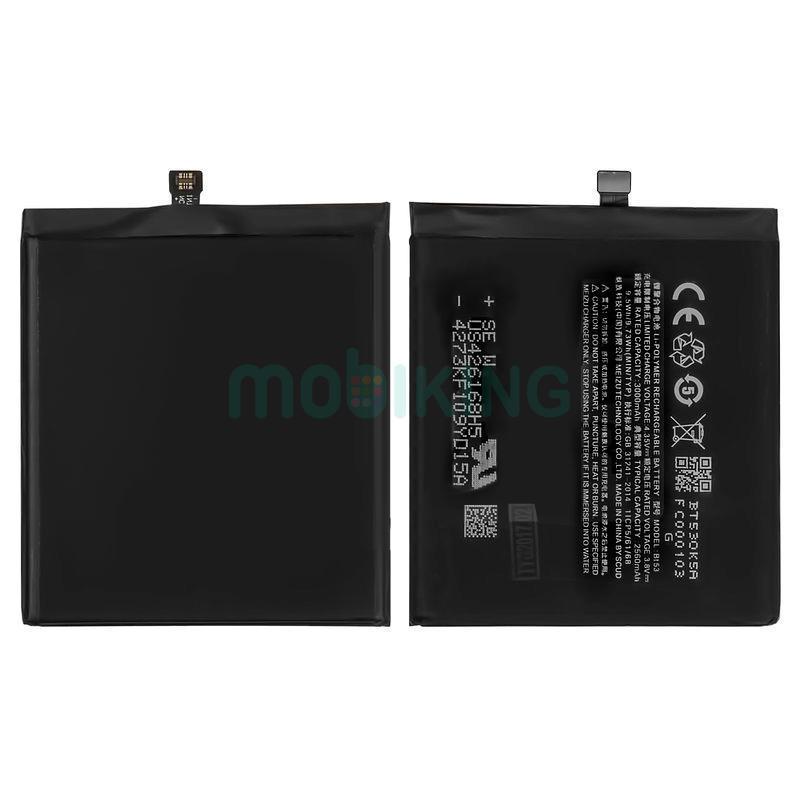Оригинальная батарея Meizu Pro 6 (BT53) для мобильного телефона, аккумулятор для смартфона.