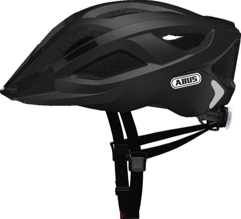 Велошолом ABUS ADURO 2.0 Black Velvet (M)