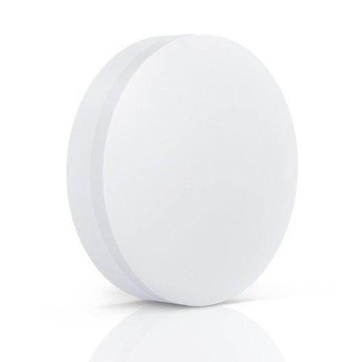 Светодиодный cветильник накладной MAXUS 1-LCL-006-07-C 24W 4100K IP44 круг белый Код.58766