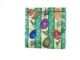 Пасхальная бумажная салфетка Luxy  Пасхальный коллаж (503)