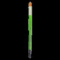 Кисть синтетика плоская 10 zibi zb.6943sf-10