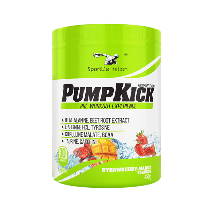 SPORTDEFINITION PUMP KICK 450 gr