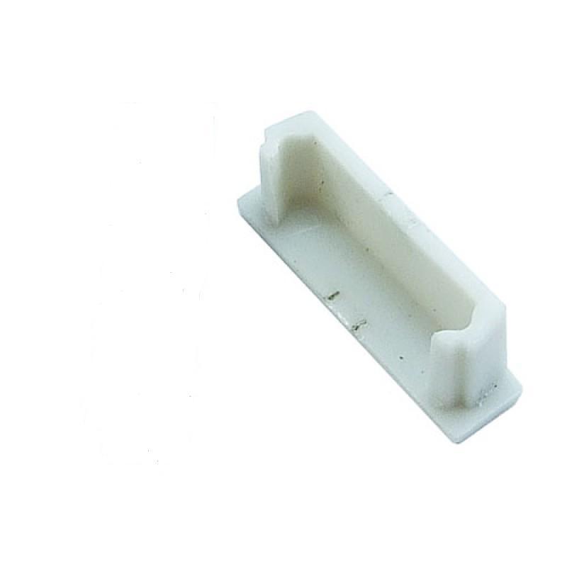 Торцевая заглушка для двойного профиля 1шт Код.57761