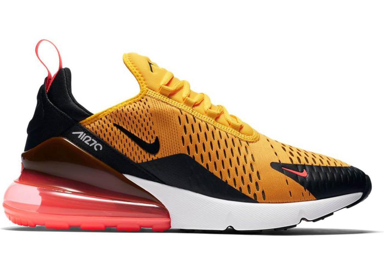 Кроссовки Nike Air Max 270 Black Orange - Интернет магазин обуви «im-РоLLi» b640b2730b9