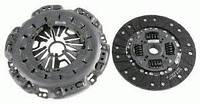 Сцепления комплект DB111-115 85-110kwt MERCEDES Vito 639 не оригинал