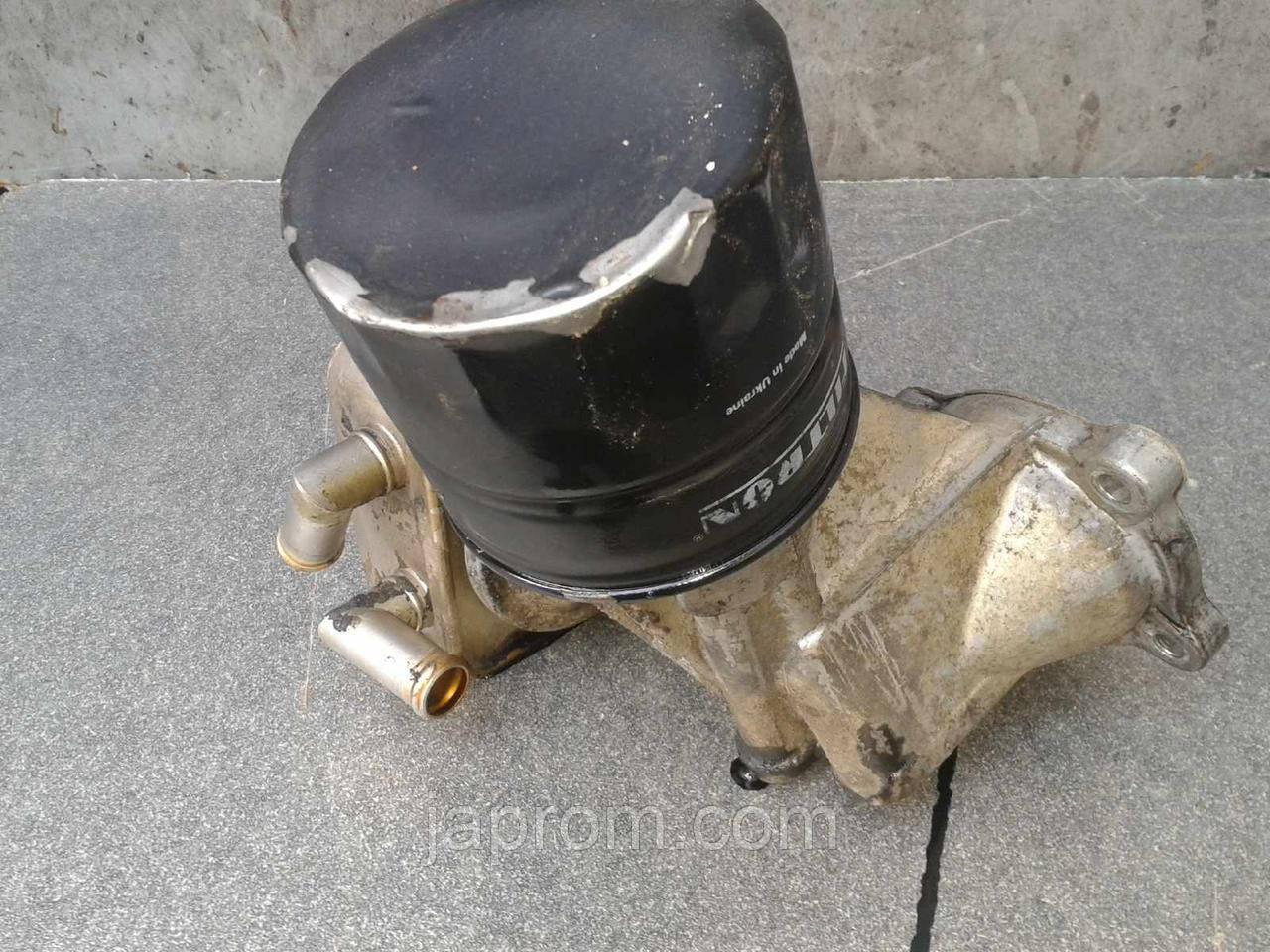 Теплообменник системы смазки Nissan Vanette Serena C23 1994-2001г.в. LD23