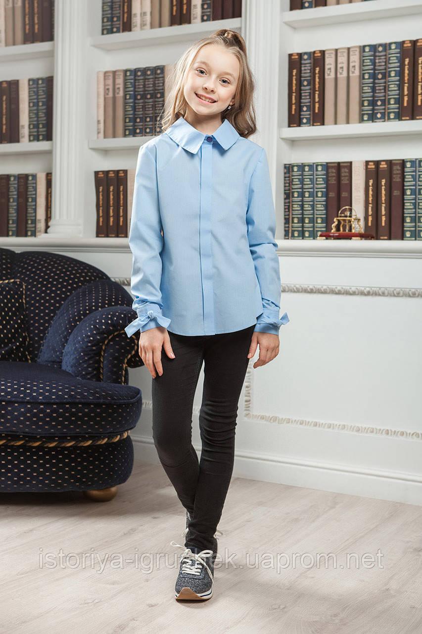 Блуза для девочки sh-40 в ассортименте