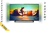 Телевизор PHILIPS 55PUS6262 Smart TV Ambilight 4K/UHD 900Hz T2 S2 из Польши 2017 год