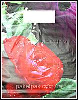 Пакеты полиэтиленовые банан 35 х 45 см / (уп-100шт)