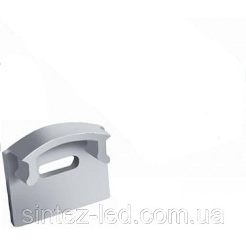Торцевая заглушка ЗПО12 с отверстием 12*16мм Код.56623