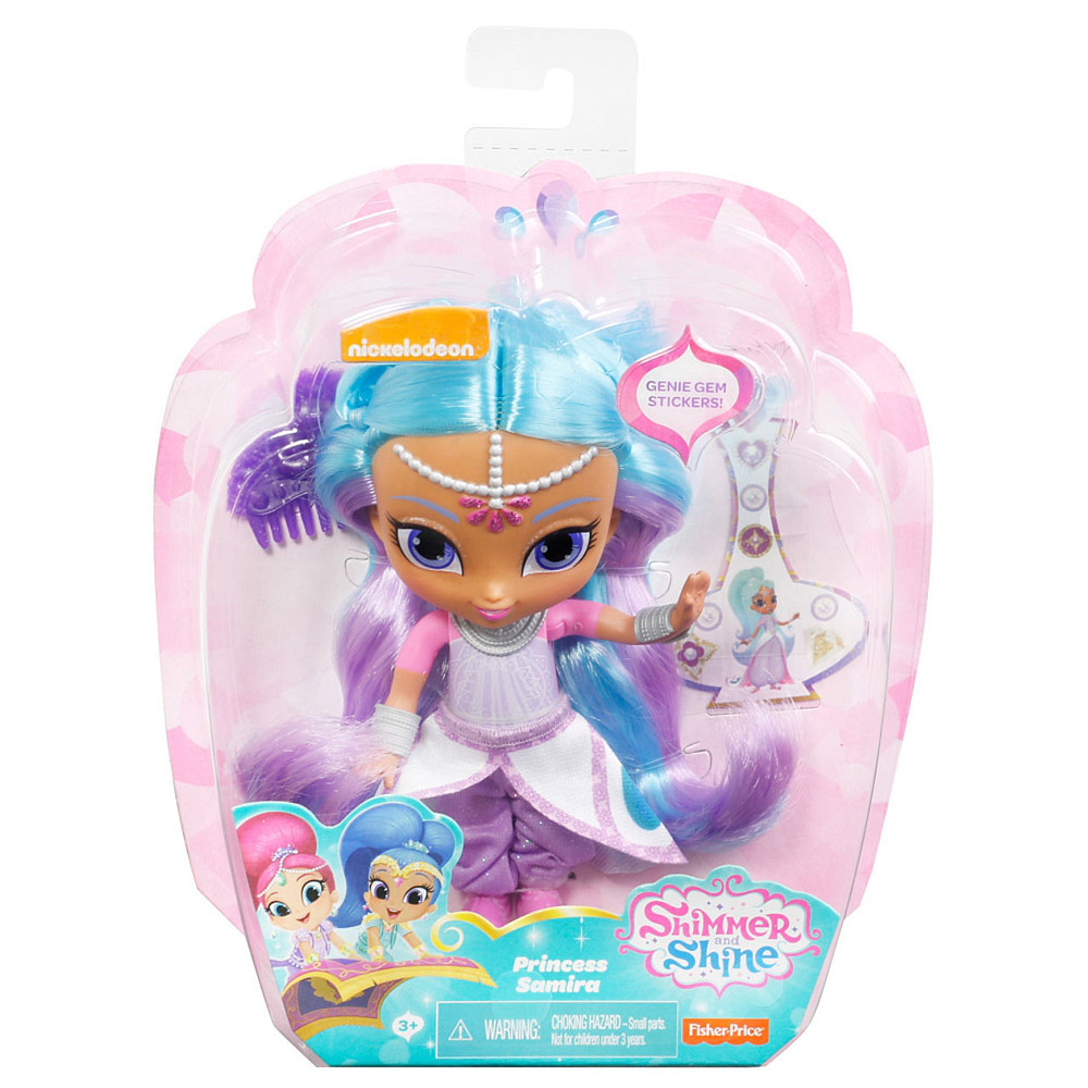 Кукла Принцесса Самира - Шиммер и Шайн Shimmer and Shine Fisher-Price