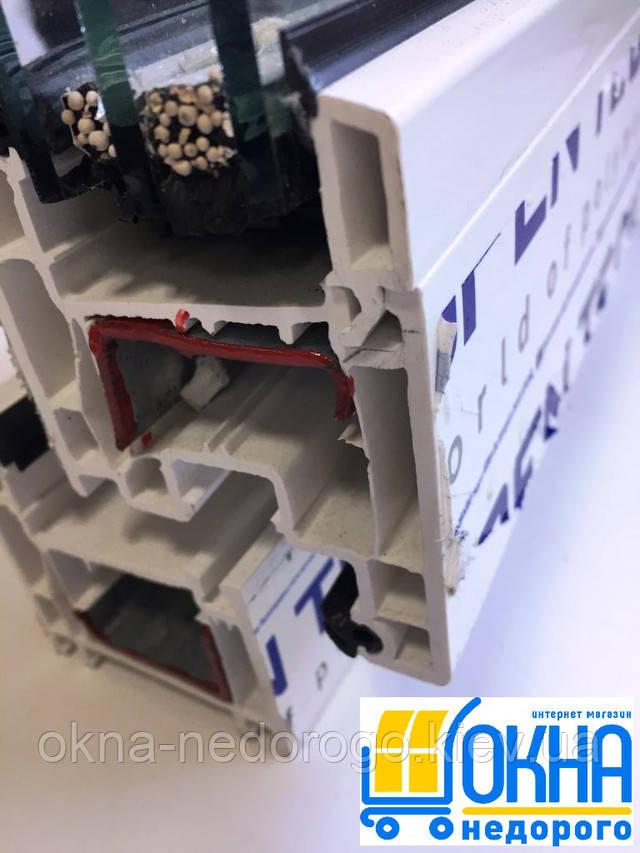 Четырехкамерные окна Openteck De-Lux 60